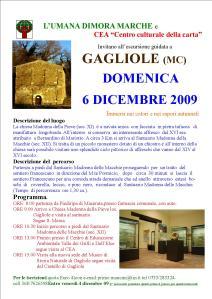 Escursione a Gagliole